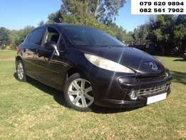 2008 Peugeot 207 1.6 GT, R49 990 negotiable