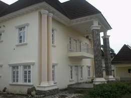 Brand new spacious 5 bedrooms duplex with 2 bedroom bq