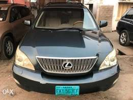 Registered 2005 Lexus RX330 (Buy and Drive) 2.4M