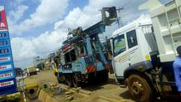 Borehole drilling services 8000 per meter