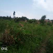 A plot of land at Agunbelewo