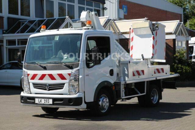 Renault Maxity 110dxi Arbeitsbühne 10m /342h /klima /ahk - 2011