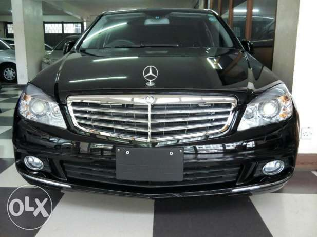 Mercedes C200 CGI Fully loaded Clean Unit on a Deal Nairobi CBD - image 1