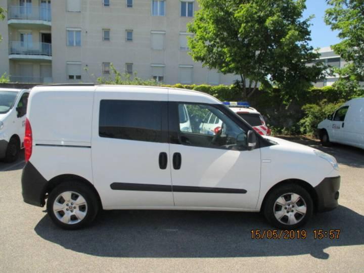 Fiat DOBLO - 2012