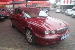 Jaguar x type 3.0 se