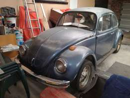 1600 Vw Beetle For sale Running and driving