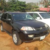 Perfectly used acura mdx 2004 buy n drive