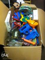 Bargain Big box of TOYS and sports