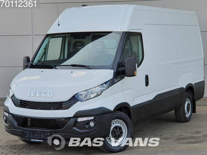 Iveco Daily 35S17 3.0 170PK Automaat Standkachel L2H2 12m3 Airc... - 2017