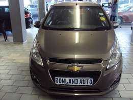 2015 Chevrolet Spark 1.5 for sell R125000