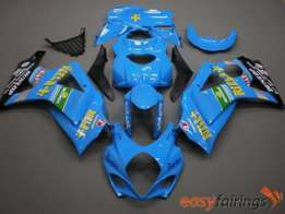 Gsxr 1000 Faring kits plus other parts