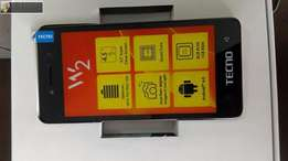 Tecno W2 brand new and sealed in a shop