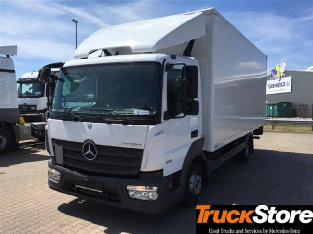 Mercedes-Benz Atego Neu Verteiler 818 L - 2014