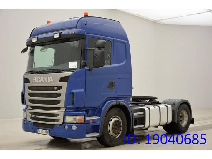 Scania G440 Highline - 2010