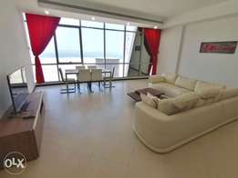 Sea View 2 BR FF Apartment+ Closed Kitchen in juffair Close to Highway