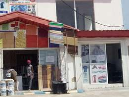Offices/shops /commercial spaces of various sizes in gwarinpa