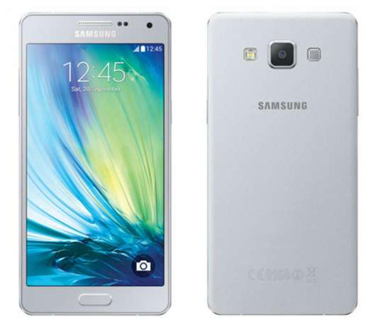 Samsung Galaxy A5 brand new sealed at shop plus 1 yr warranty Nairobi CBD - image 1