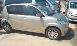 Passo 2010 with Alloy wheels: Hire purchase accepted