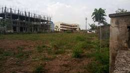 A commercial plot for sale in Central Busines district