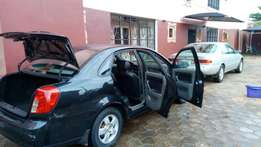 Chevrolet optra automatic