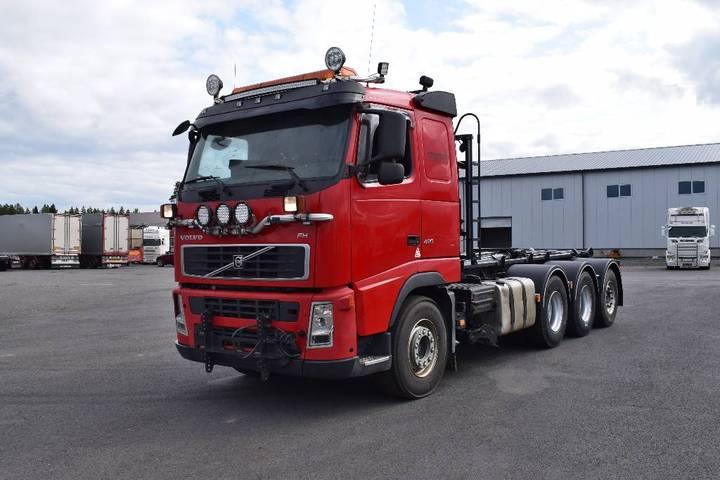 Volvo Fh480 8x4 - 2008