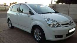 2007 Toyota Verso 1,8TX 7 seater