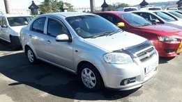 A Bargain 2011 Chevrolet 1.5 Aveo with complete extras and low Mileage