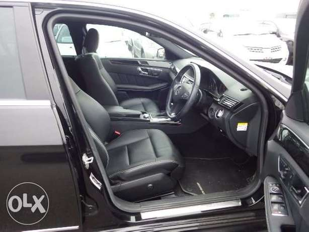 Mercedes Benz E350 AMG edition . 2010 model KCN number. Loaded with a Mombasa Island - image 3