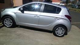 Hyundai i20. 2010 Model Automatic