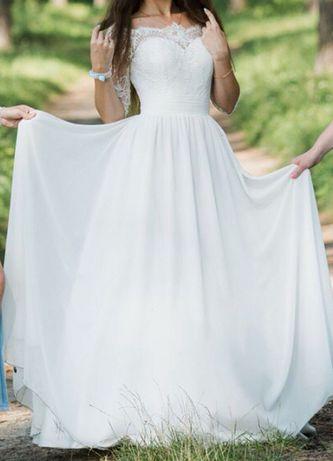 Весільна сукня  5 500 грн. - Весільні сукні Луцьк на Olx 27f7c32753f97