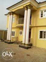 Detached Renovated Luxury 5bed Rooms Duplex with Bq at Ajao Estate Iso