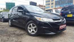 Honda Stream, Black, (KCM)