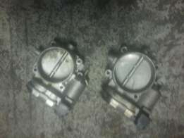 SECONDHAND throttle bodies for sale
