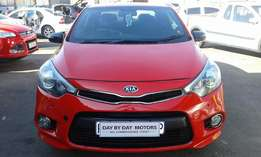 2015 Model Kia Cerato Koup 1.6 TGDI automatic for sale