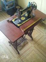 fiarly used sewing machine (butterfly)