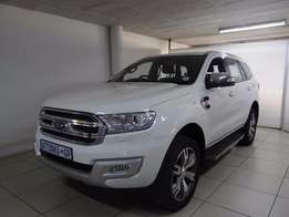 Ford Everest 3.2 4WD Limited for sale