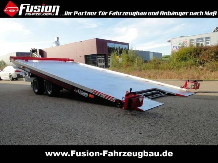Alu Autotransporter 500x209 cm, 2.700kg AKTION! - 2018