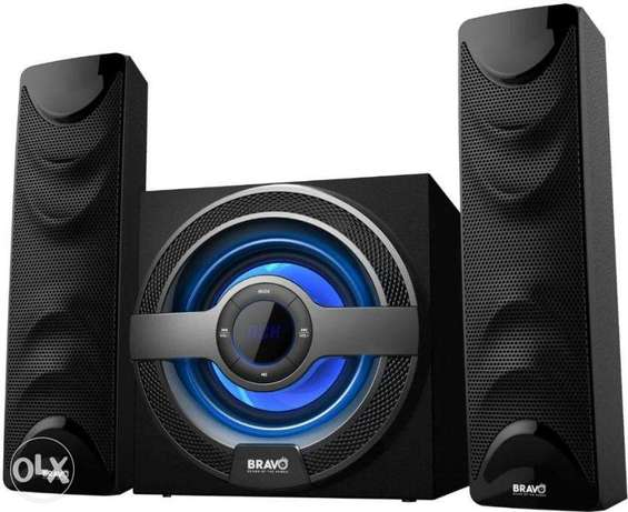 stereo sound system Bluetooth Speakers 2019 with remote