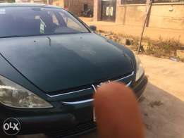 Clean and lightly 6 month used Peugeot 607