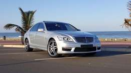 2011 Mercedes-Benz S63 AMG V8 BITURBO Performance Pack