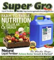 Distributors needed for Supplies for Super Gro Fertilizer