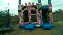 Bouncing castles for hire & sell