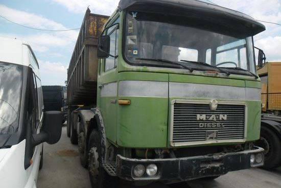 MAN 33280 - 1980