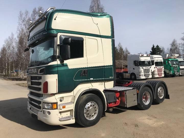 Scania R 500 - 2012