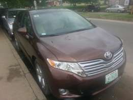 Perfectly used toyota venza 2010 keyless fuloption tincan cleared