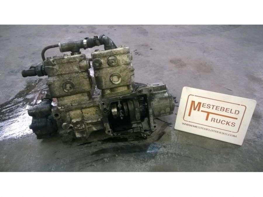 MAN D 2866 Luh 23 Pneumatic Compressor For - 2003