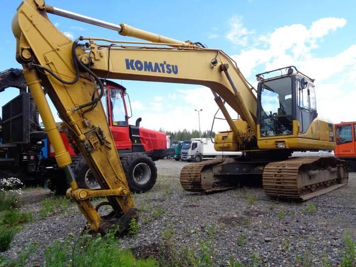 Komatsu Pc210lc-7 - 2004