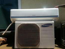 Samsung Air Conditioner (AC) with Full HD Filter, 18000 BTU/h