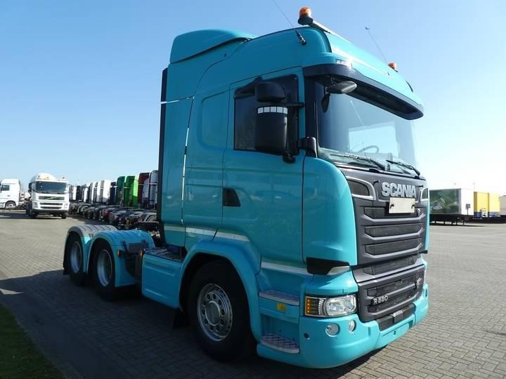 Scania R580 hl 6x4 e6 160 ton - 2014