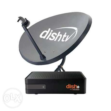 All kinds of satellites dish receiver sale installation